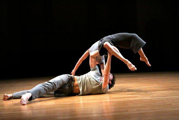 choreographed by Luke Gutgsell